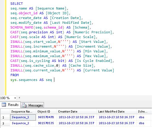 Last modified date in sql server database