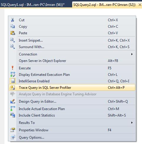 sql server profiler1.1