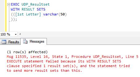 exec resultset1.2