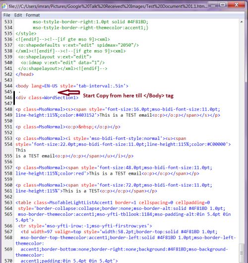 SQL email1.4
