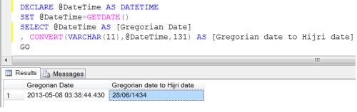 gregorian dates1.0