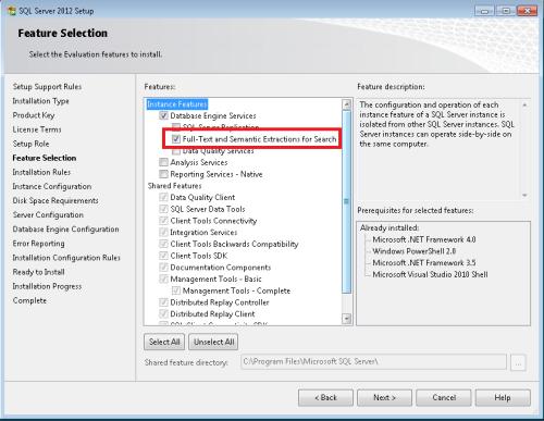 Install Semantic 1.2