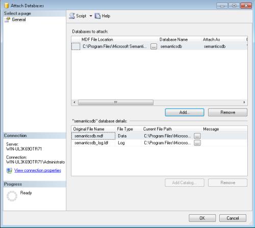 Install Semantic 1.5