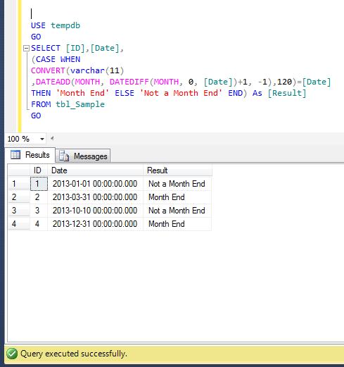 Datediff sql server where clause