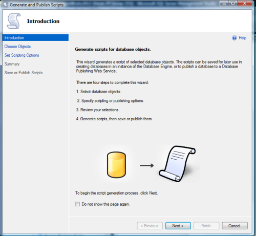 Restore SQL Server 2012 backup on earlier versions.1.2
