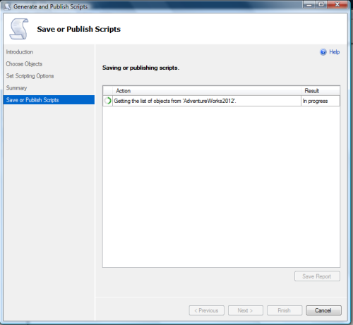 Restore SQL Server 2012 backup on earlier versions.1.9