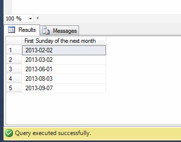 Datetime | SQL Server Portal