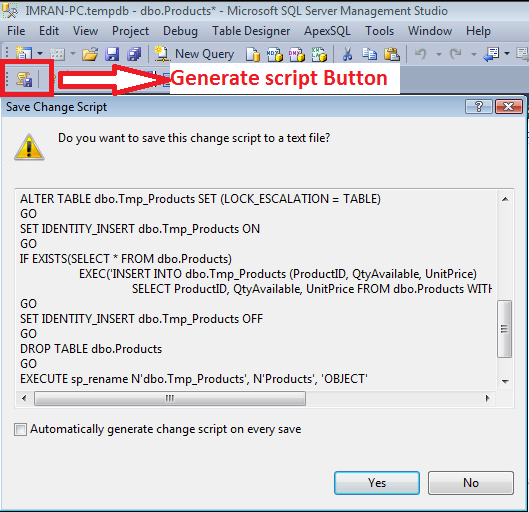 alter computed column.1.5  sc 1 st  SQL Server Portal & SQL SERVER \u2013 How to alter an existing computed column in a table ...