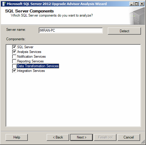 SQL SERVER - Upgrading to SQL Server 2012 from SQL 2005/2008 - Part 1 (5/6)