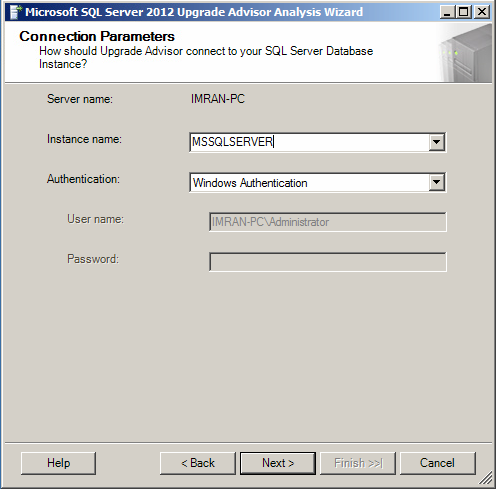 SQL SERVER - Upgrading to SQL Server 2012 from SQL 2005/2008 - Part 1 (6/6)
