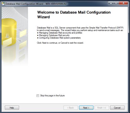 SQL Server Mail.1.1