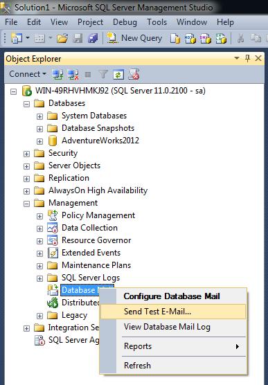 SQL Server Mail.1.11