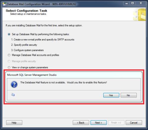 SQL Server Mail.1.2.1