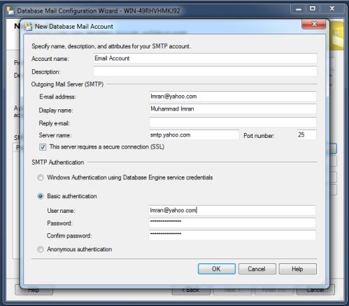 SQL Server Mail.1.5