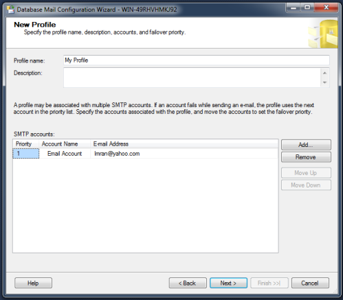 SQL Server Mail.1.6