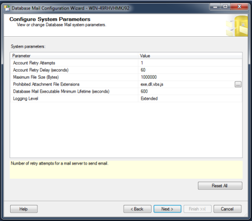 SQL Server Mail.1.8