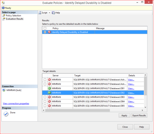 PBM - Delayed Durability 1.11