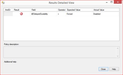 PBM - Delayed Durability 1.9