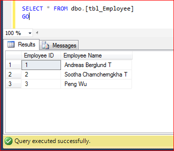 SQL SERVER – How to split one column into multiple columns