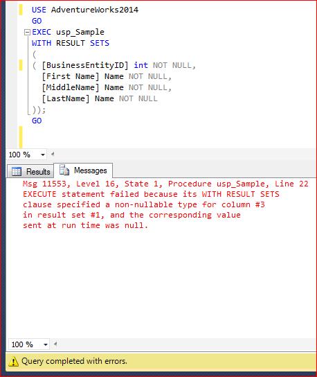 Error number 11553.1.2